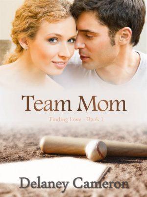 Cover for Team Mom