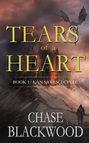 Cover for Tears of a Heart