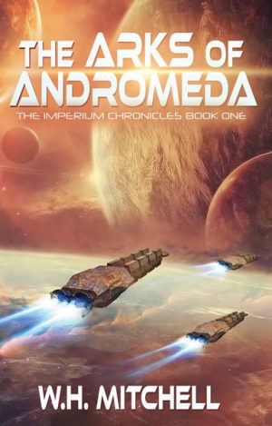 Cover for The Arks of Andromeda - SAMPLE - Chapter 12