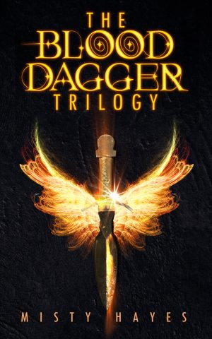 Cover for The Blood Dagger Trilogy Boxset