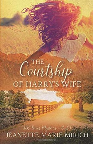 Cover for The Courtship of Harry's Wife