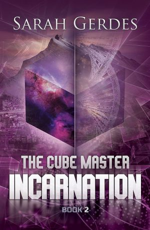 Cover for The Cube Master
