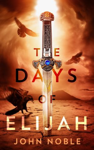 Cover for The Days of Elijah