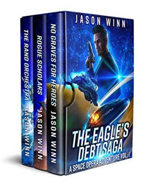 Cover for The Eagle's Debt Boxset