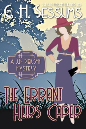 Cover for The Errant Heirs Caper