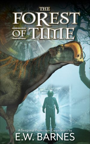Cover for The Forest of Time
