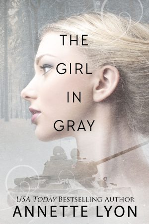 Cover for The Girl in Gray