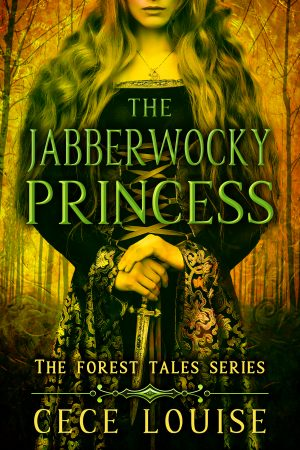 Cover for The Jabberwocky Princess