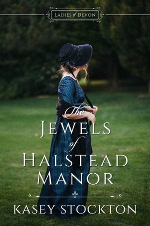 Cover for The Jewels of Halstead Manor