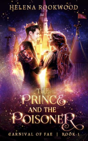 Cover for The Prince and the Poisoner