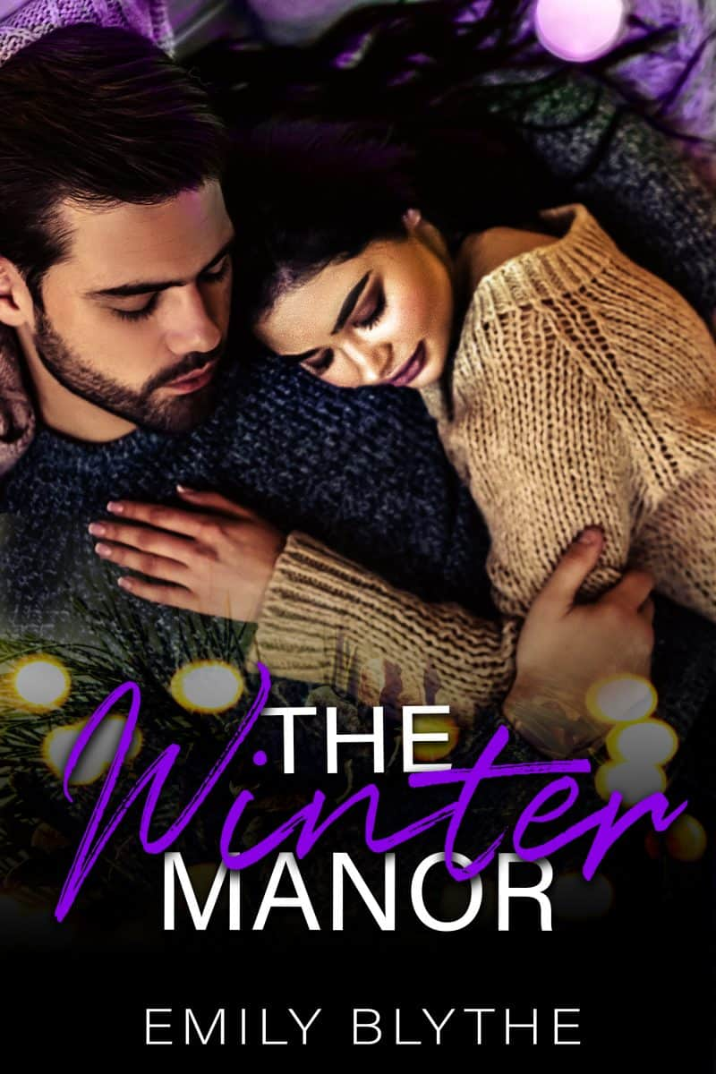 Cover for The Winter Manor: A Holiday Novella