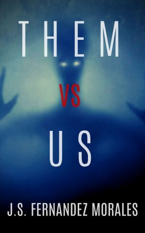 Cover for Them vs Us