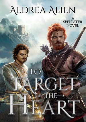 Cover for To Target the Heart