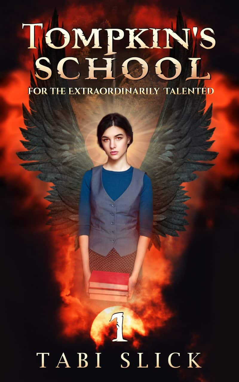 Cover for Tompkin's School: For The Extraordinarily Talented