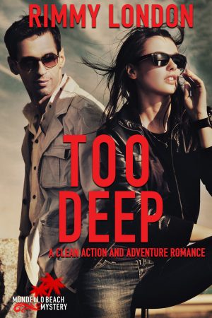 Cover for Too Deep