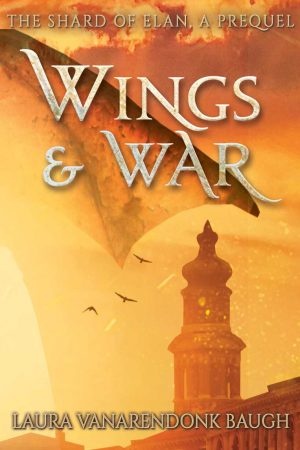 Cover for Wings & War