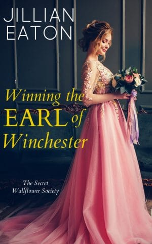 Cover for Winning the Earl of Winchester