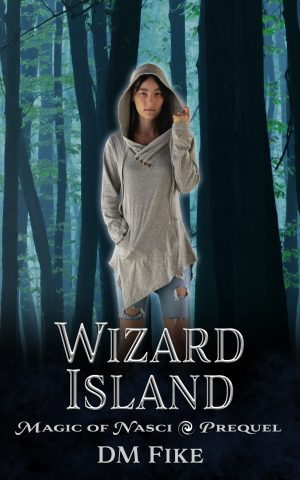 Cover for Wizard Island