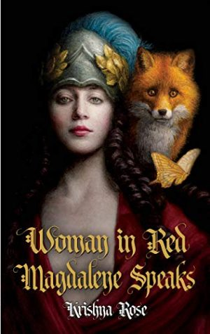 Cover for Woman in Red: Magdalene Speaks
