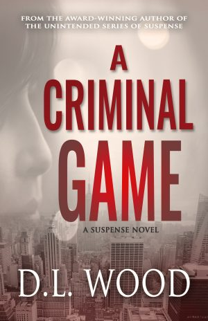Cover for A Criminal Game