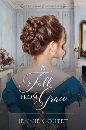 Cover for A Fall from Grace