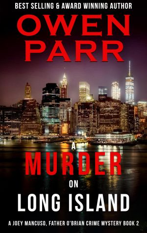 Cover for A Murder on Long Island