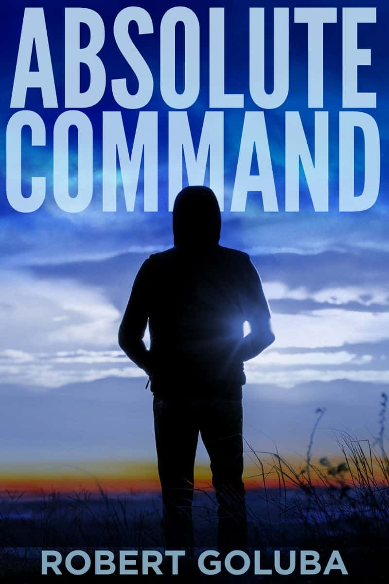 Cover for Absolute Command: A Christian Suspense Novella