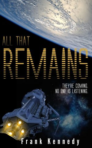 Cover for All That Remains