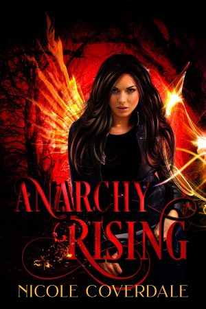Cover for Anarchy Rising