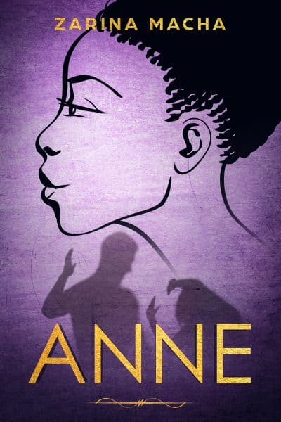 Cover for Anne