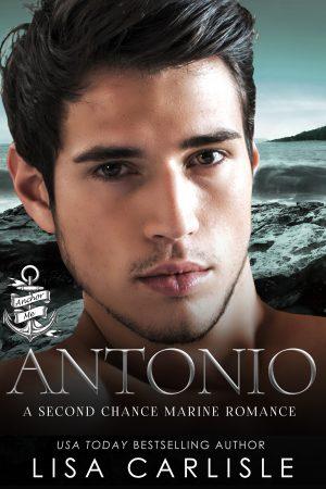 Cover for Antonio