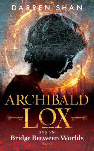 Cover for Archibald Lox and the Bridge Between Worlds