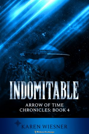 Cover for Indomitable