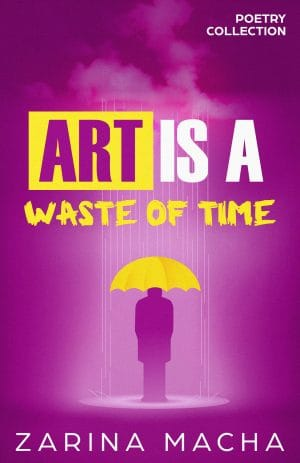 Cover for Art is a Waste of Time