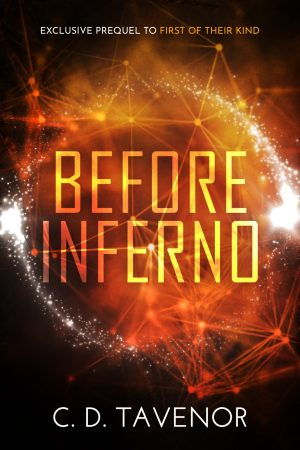 Cover for Before Inferno