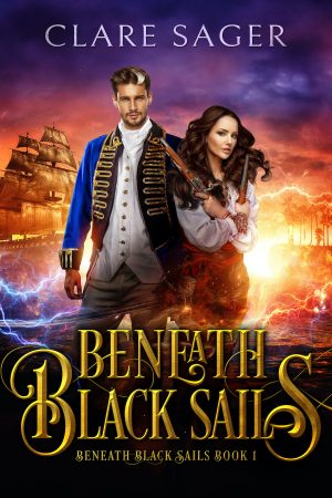 Cover for Beneath Black Sails