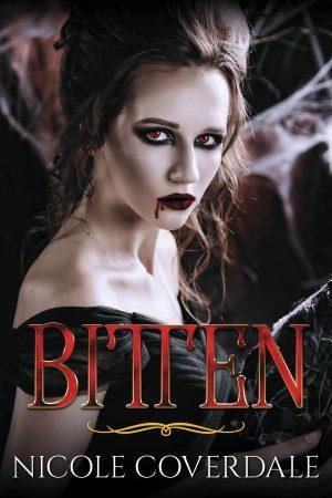 Cover for Bitten