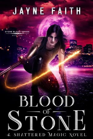 Cover for Blood of Stone