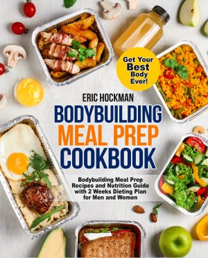 Cover for Bodybuilding Meal Prep Cookbook