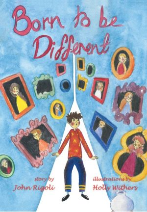Cover for Born to Be Different!