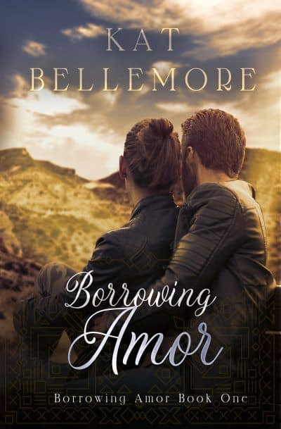 Cover for Borrowing Amor