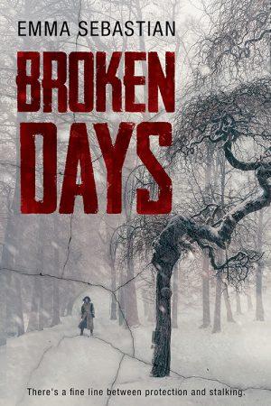 Cover for Broken Days