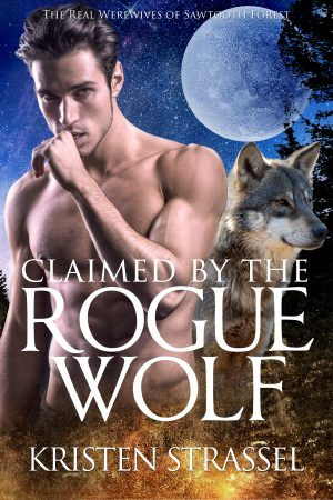 Cover for Claimed by the Rogue Wolf