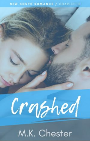 Cover for Crashed