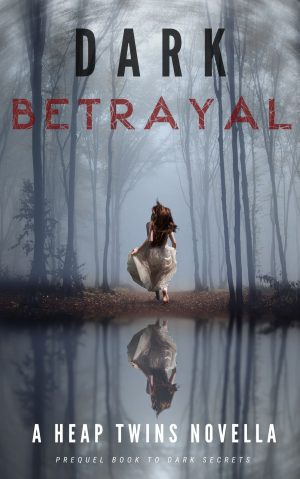 Cover for Dark Betrayal