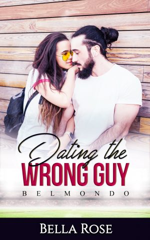 Cover for Dating the Wrong Guy