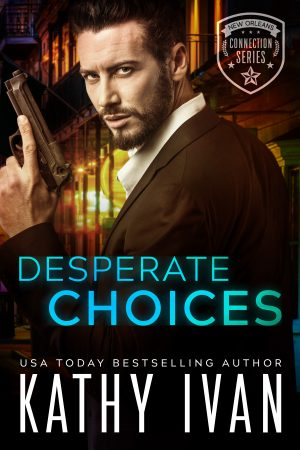 Cover for Desperate Choices