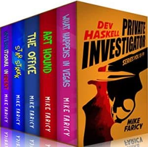 Cover for Dev Haskell Box Set 15-19