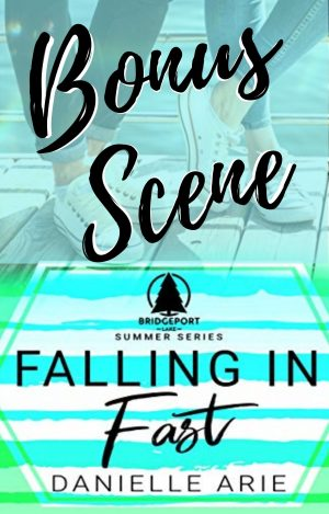 Cover for Falling In Fast Teaser- The Pick-Up Game (A Bonus Scene)