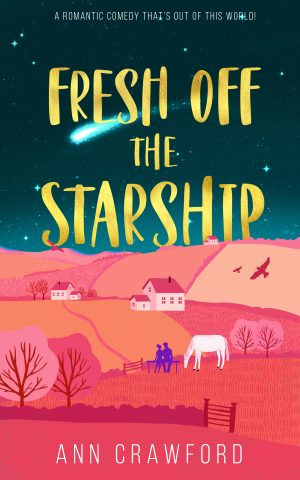 Cover for Fresh off the Starship